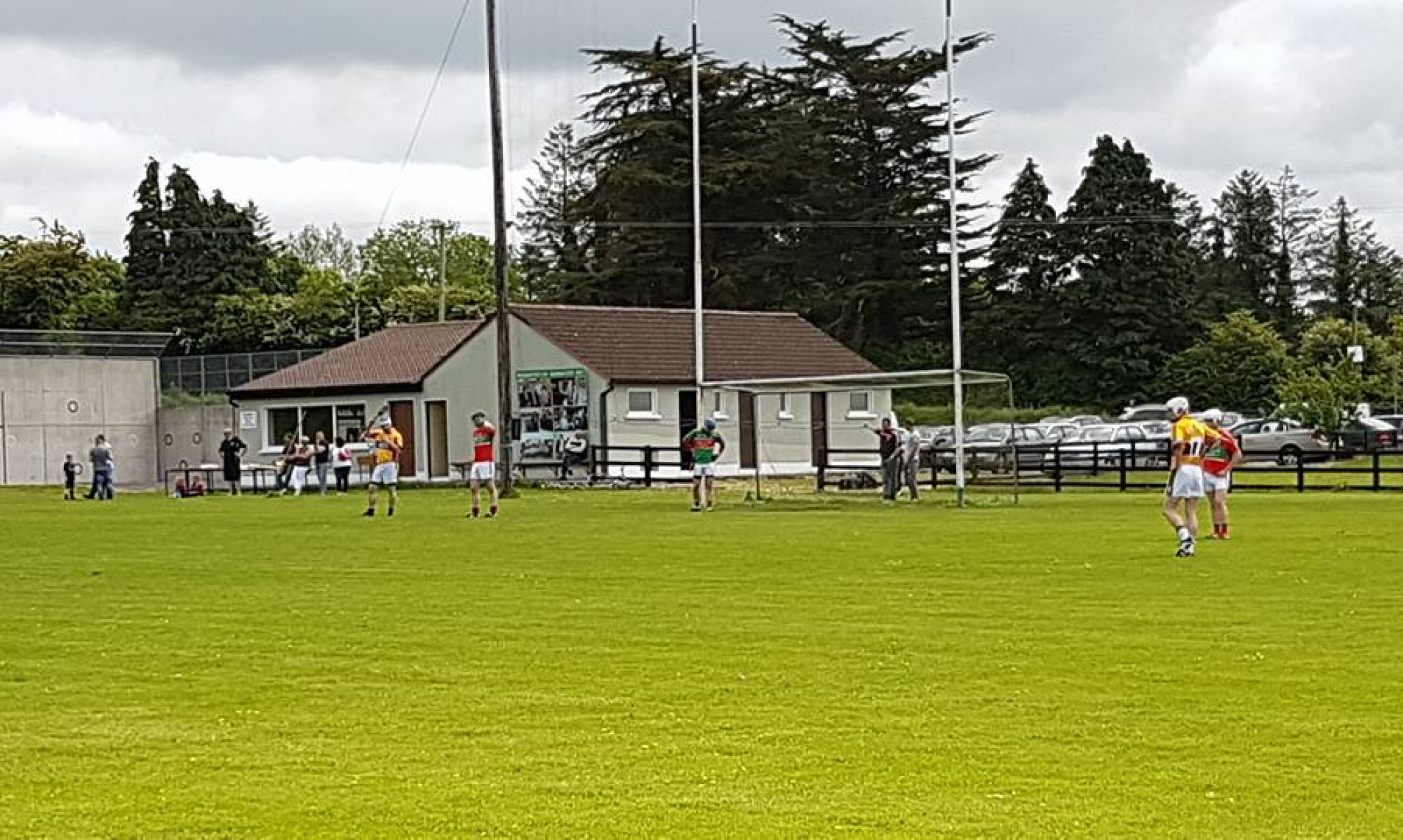 Sliabh gCua - St. Mary's GAA Club